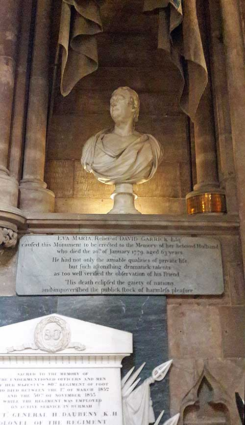 David-Garrick-Bust-Lichfield-Cathedral