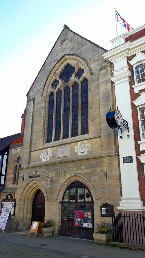 Guildhall-Lichfield