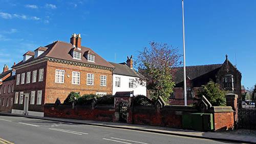 Old-Grammar-School-Lichfield