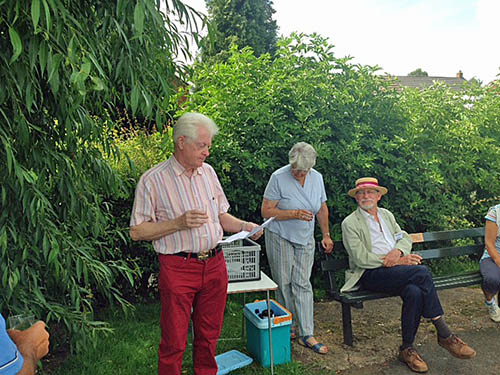 Peter-Johnson-of-Lichfield-Probus-guest-reader-Friendship-Walk