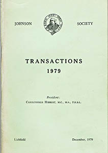 Download Transactions 1979